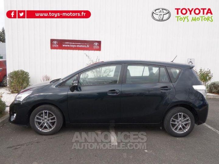 Toyota VERSO 112 D-4D FAP Feel 5 places GRIS ABYSSE Occasion - 8