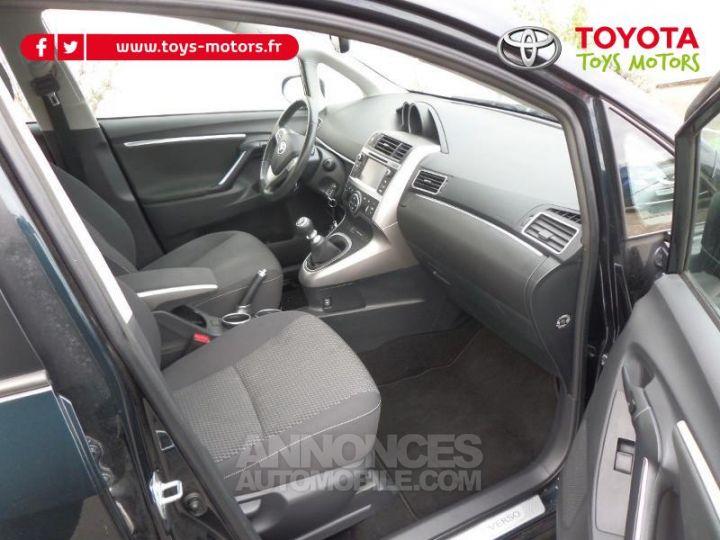 Toyota VERSO 112 D-4D FAP Feel 5 places GRIS ABYSSE Occasion - 9