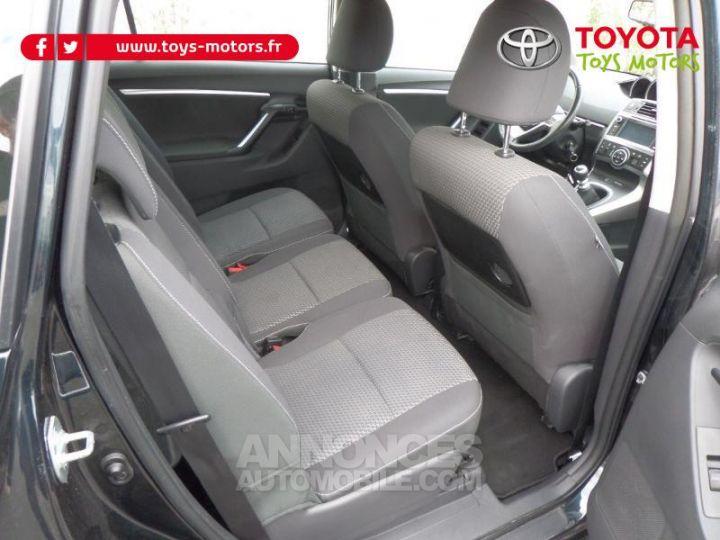 Toyota VERSO 112 D-4D FAP Feel 5 places GRIS ABYSSE Occasion - 10