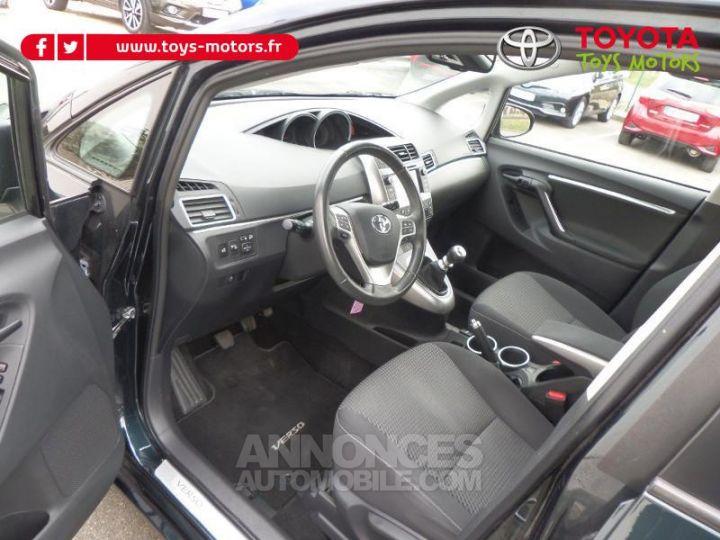 Toyota VERSO 112 D-4D FAP Feel 5 places GRIS ABYSSE Occasion - 11