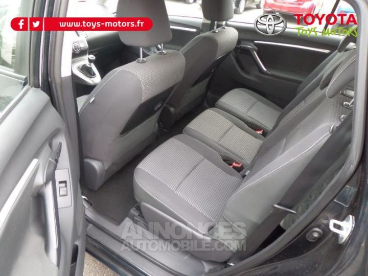 Toyota VERSO 112 D-4D FAP Feel 5 places GRIS ABYSSE Occasion - 12