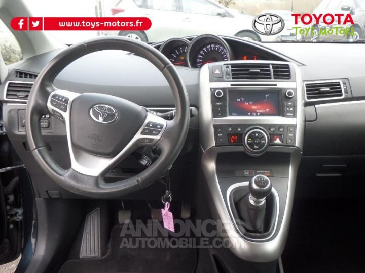 Toyota VERSO 112 D-4D FAP Feel 5 places GRIS ABYSSE Occasion - 13