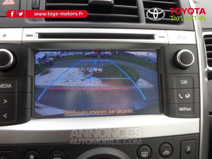 Toyota VERSO 112 D-4D FAP Feel 5 places GRIS ABYSSE Occasion - 16