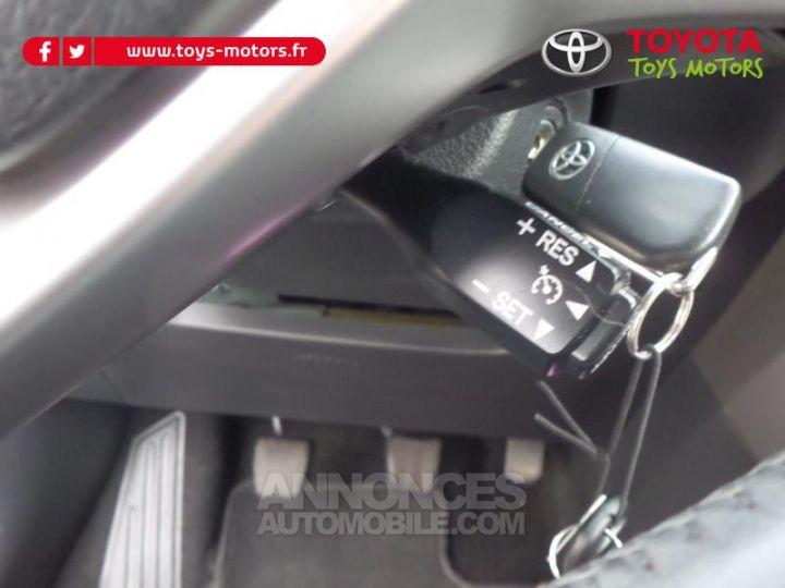 Toyota VERSO 112 D-4D FAP Feel 5 places GRIS ABYSSE Occasion - 17
