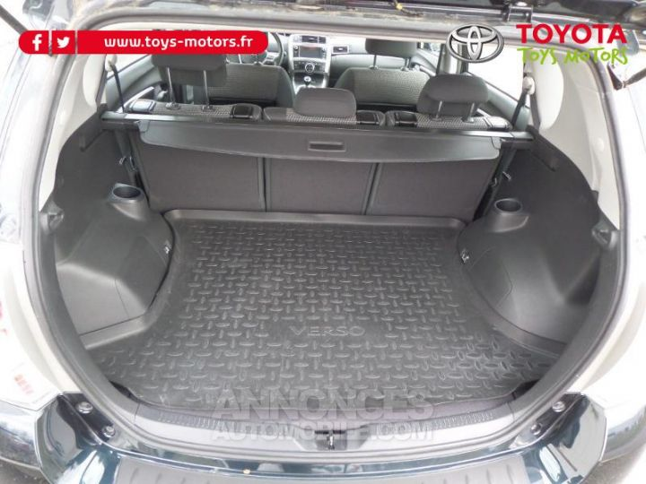 Toyota VERSO 112 D-4D FAP Feel 5 places GRIS ABYSSE Occasion - 18