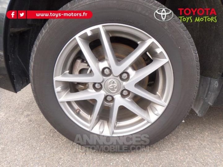 Toyota VERSO 112 D-4D FAP Feel 5 places GRIS ABYSSE Occasion - 19