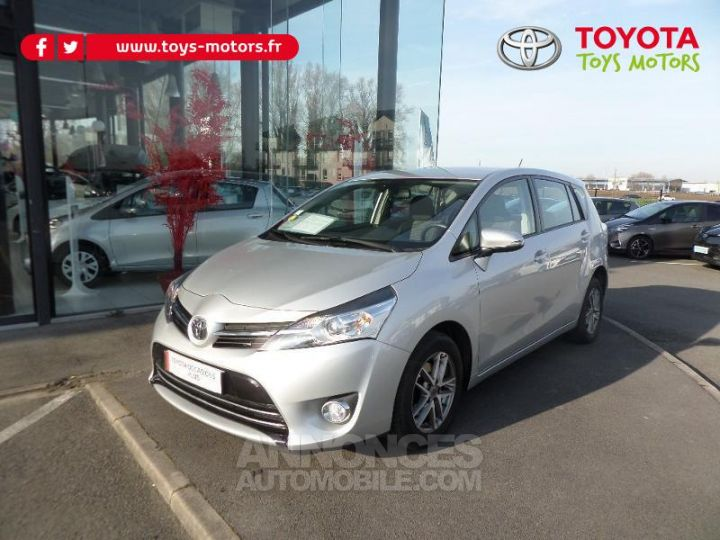 Toyota VERSO 112 D-4D FAP Feel 5 places GRIS ALU Occasion - 1