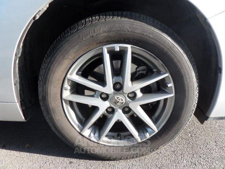 Toyota VERSO 112 D-4D FAP Feel 5 places GRIS ALU Occasion - 9
