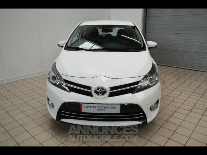 Toyota VERSO 112 D-4D FAP Feel 5 places Blanc Occasion - 8
