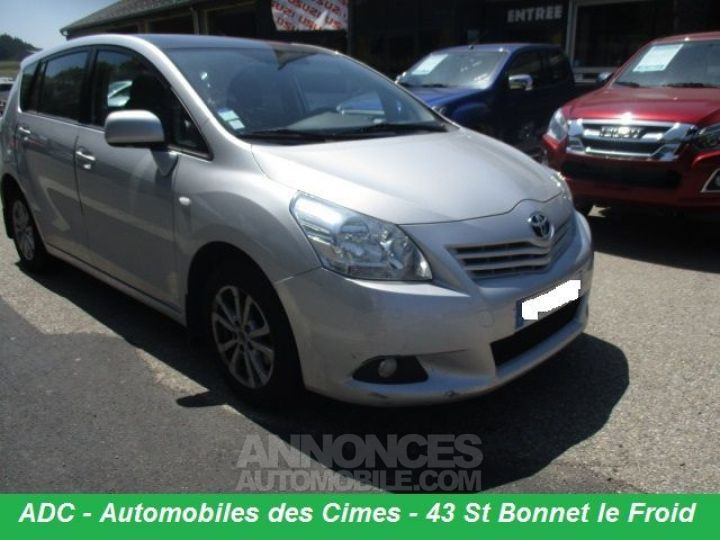 Toyota VERSO 126CH D-4D BVM6 5PL SKYVIEW EDITION 5P BVM ARGENT Occasion - 1