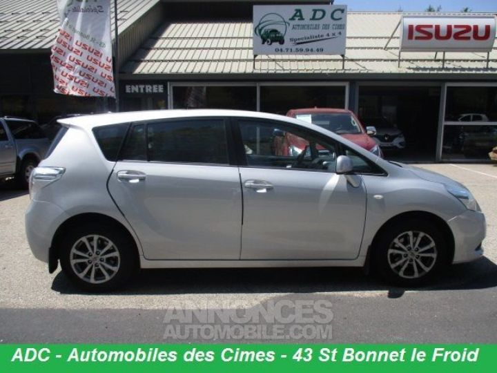 Toyota VERSO 126CH D-4D BVM6 5PL SKYVIEW EDITION 5P BVM ARGENT Occasion - 2