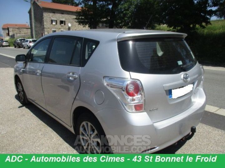 Toyota VERSO 126CH D-4D BVM6 5PL SKYVIEW EDITION 5P BVM ARGENT Occasion - 3