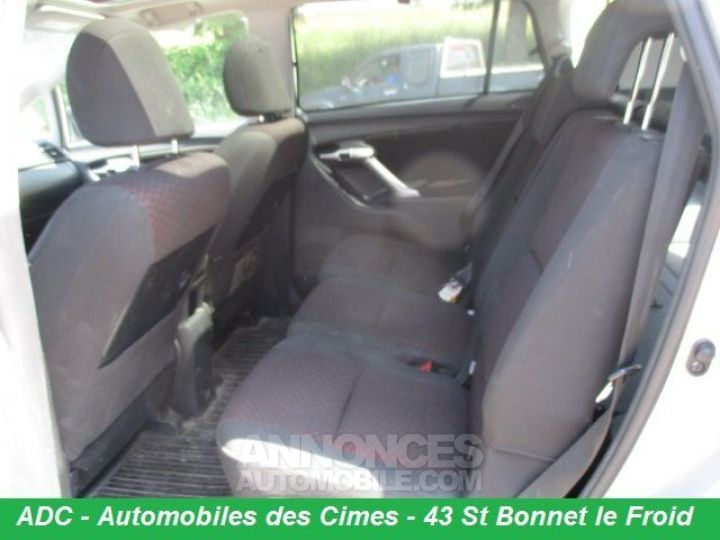 Toyota VERSO 126CH D-4D BVM6 5PL SKYVIEW EDITION 5P BVM ARGENT Occasion - 4