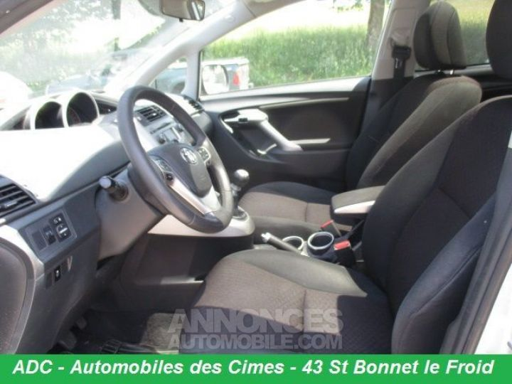 Toyota VERSO 126CH D-4D BVM6 5PL SKYVIEW EDITION 5P BVM ARGENT Occasion - 5