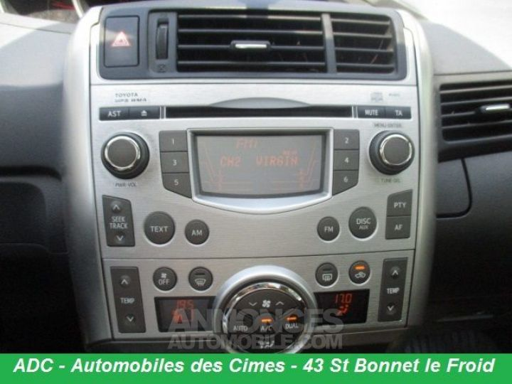 Toyota VERSO 126CH D-4D BVM6 5PL SKYVIEW EDITION 5P BVM ARGENT Occasion - 7
