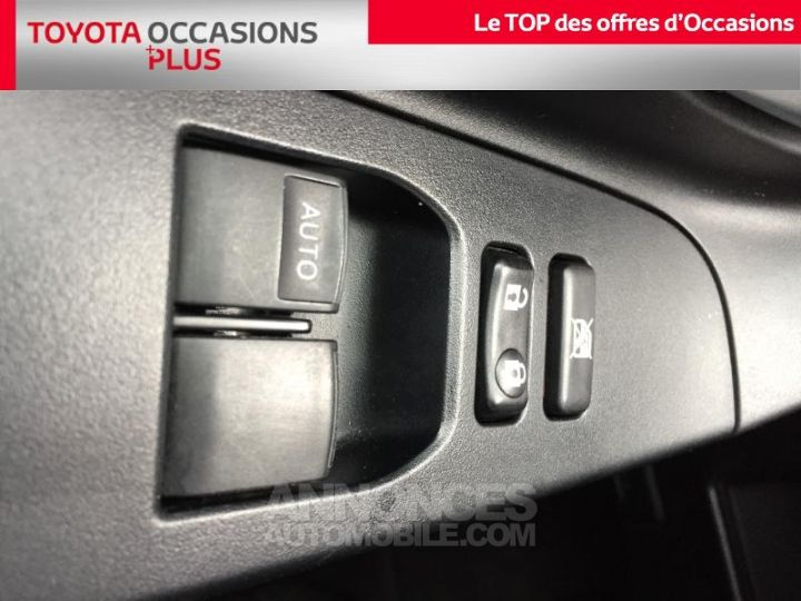 Toyota YARIS 100 VVT-i Dynamic 5p Noir Occasion - 12