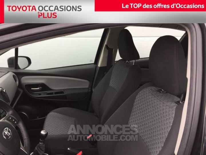 Toyota YARIS 100 VVT-i Dynamic 5p Noir Occasion - 13