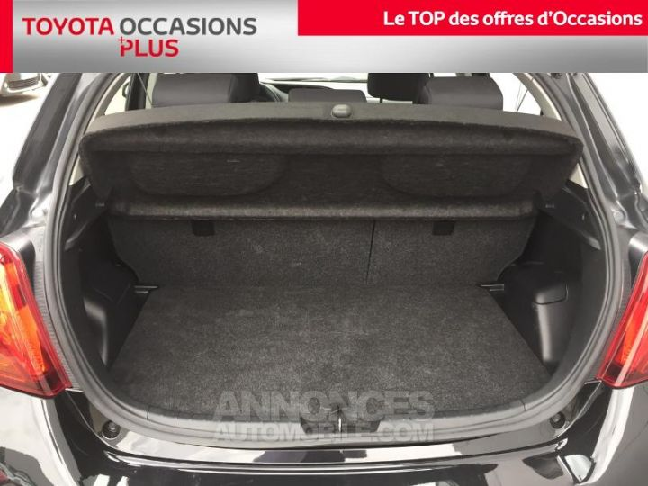 Toyota YARIS 100 VVT-i Dynamic 5p Noir Occasion - 15