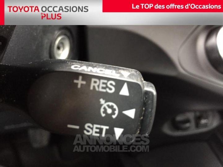 Toyota YARIS 100 VVT-i Dynamic 5p Noir Occasion - 16