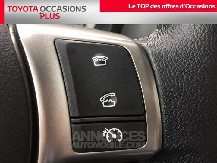 Toyota YARIS 100 VVT-i Dynamic 5p Noir Occasion - 17