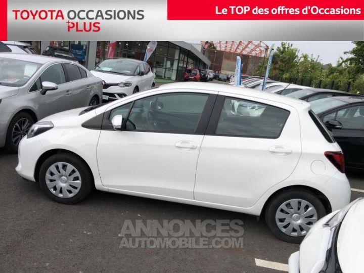 Toyota YARIS 100 VVT-i France 5p BLANC PUR Occasion - 2
