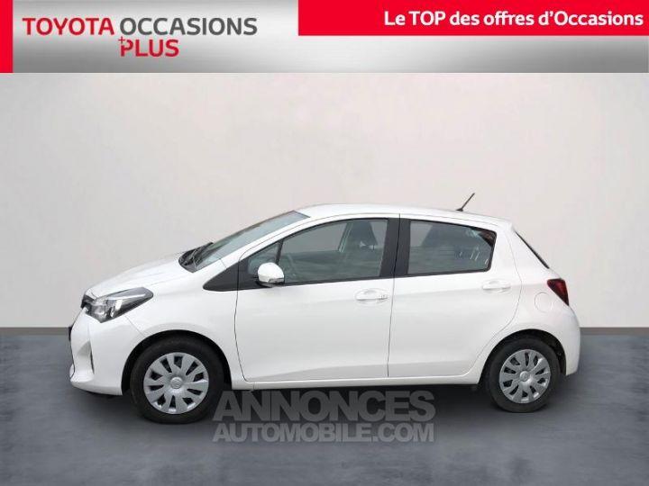 Toyota YARIS 100 VVT-i France 5p BLANC PUR Occasion - 3