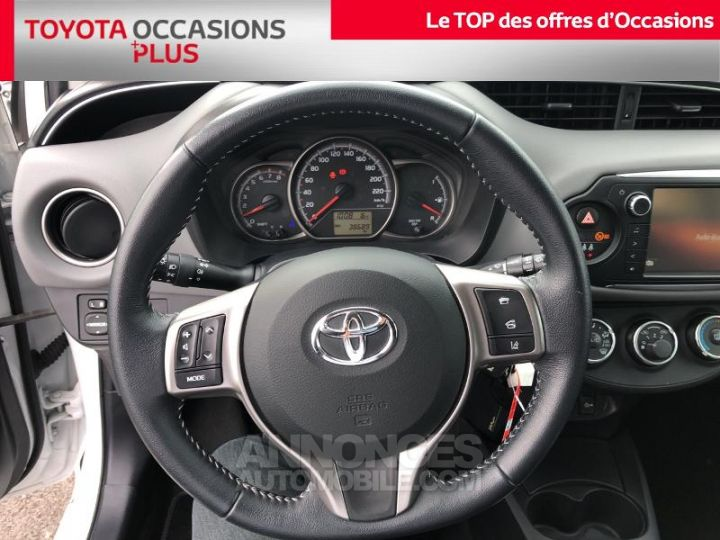 Toyota YARIS 100 VVT-i France 5p BLANC PUR Occasion - 6