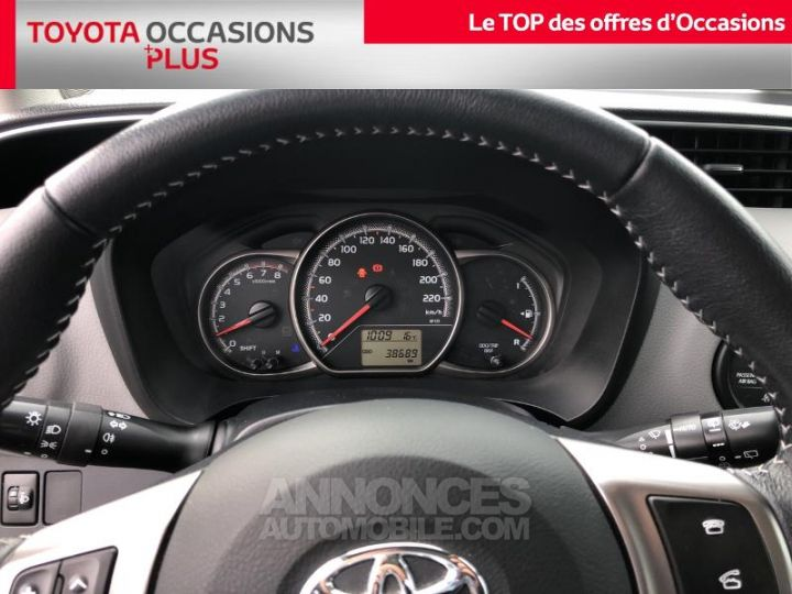 Toyota YARIS 100 VVT-i France 5p BLANC PUR Occasion - 8