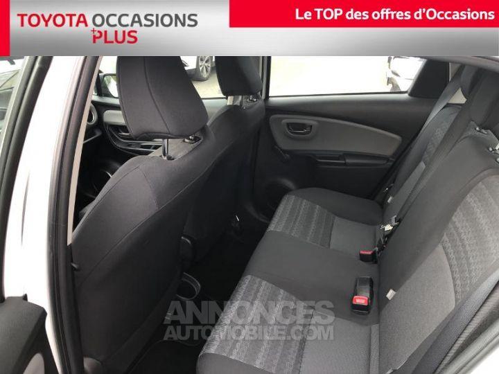 Toyota YARIS 100 VVT-i France 5p BLANC PUR Occasion - 14