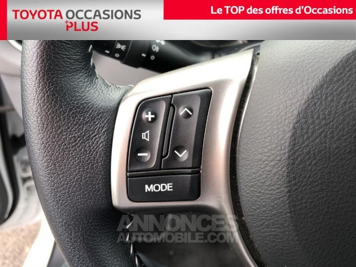 Toyota YARIS 100 VVT-i France 5p BLANC PUR Occasion - 17
