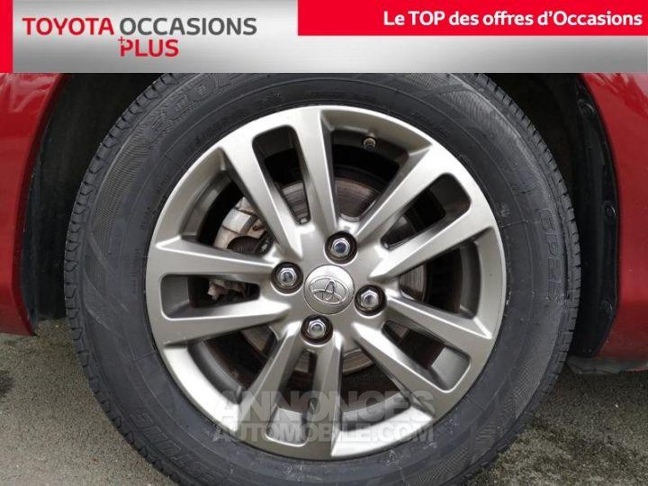 Toyota YARIS 100 VVT-i TechnoLine 5p ROUGE STROMBOLI Occasion - 4
