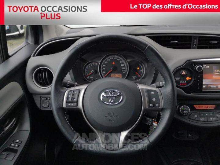 Toyota YARIS 100 VVT-i TechnoLine 5p ROUGE STROMBOLI Occasion - 6