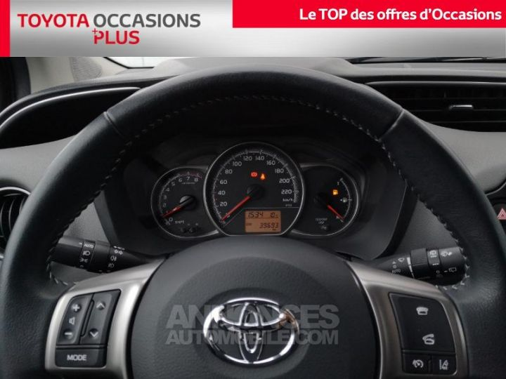 Toyota YARIS 100 VVT-i TechnoLine 5p ROUGE STROMBOLI Occasion - 8