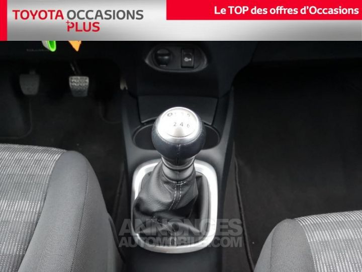 Toyota YARIS 100 VVT-i TechnoLine 5p ROUGE STROMBOLI Occasion - 9