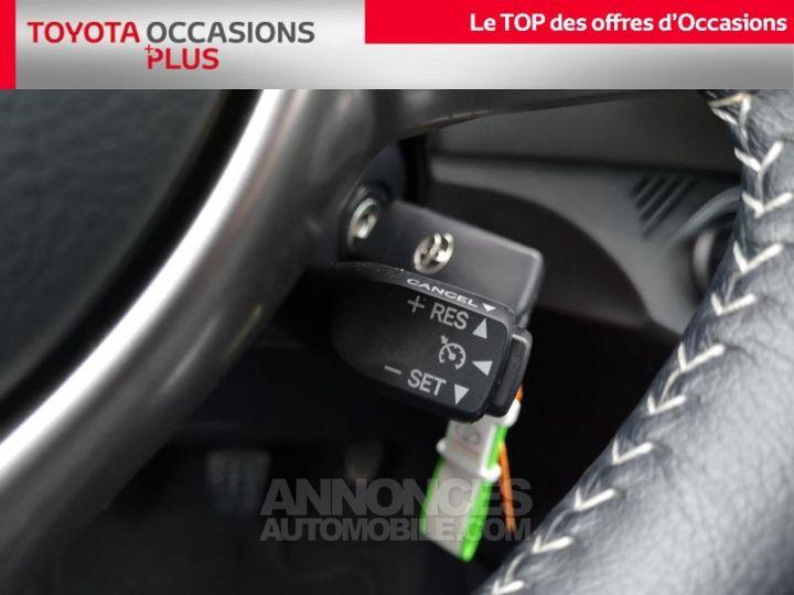 Toyota YARIS 100 VVT-i TechnoLine 5p ROUGE STROMBOLI Occasion - 10
