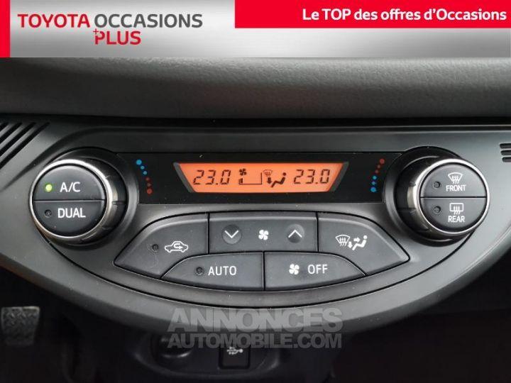 Toyota YARIS 100 VVT-i TechnoLine 5p ROUGE STROMBOLI Occasion - 11