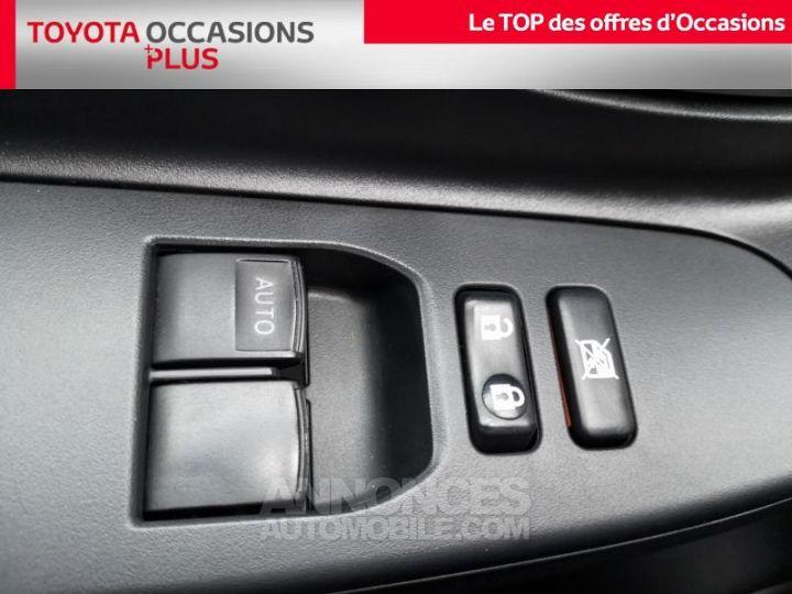 Toyota YARIS 100 VVT-i TechnoLine 5p ROUGE STROMBOLI Occasion - 12