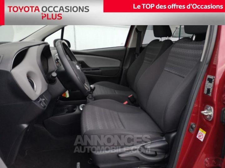 Toyota YARIS 100 VVT-i TechnoLine 5p ROUGE STROMBOLI Occasion - 13
