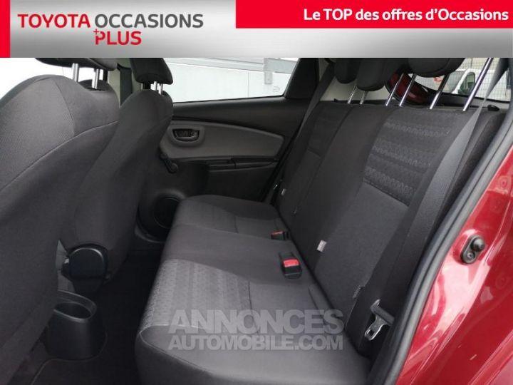 Toyota YARIS 100 VVT-i TechnoLine 5p ROUGE STROMBOLI Occasion - 14