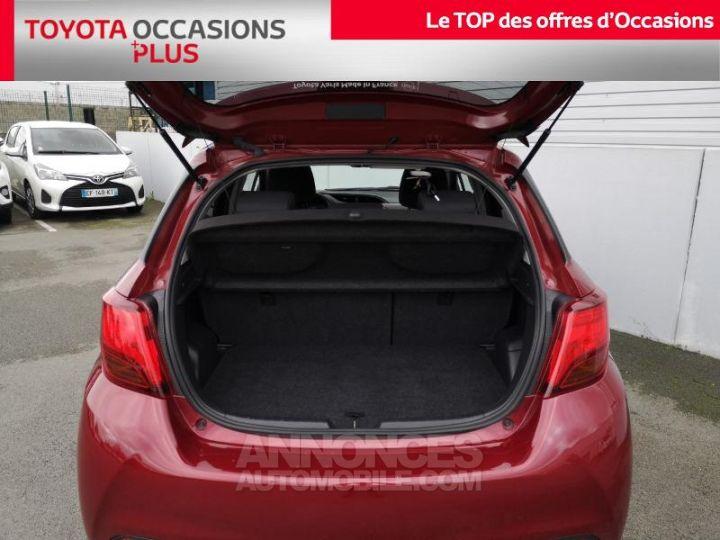 Toyota YARIS 100 VVT-i TechnoLine 5p ROUGE STROMBOLI Occasion - 15