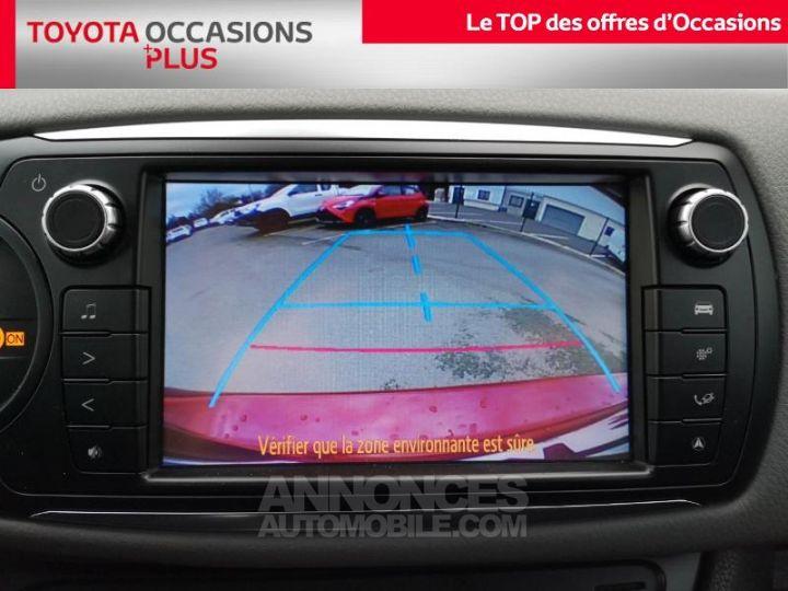 Toyota YARIS 100 VVT-i TechnoLine 5p ROUGE STROMBOLI Occasion - 16