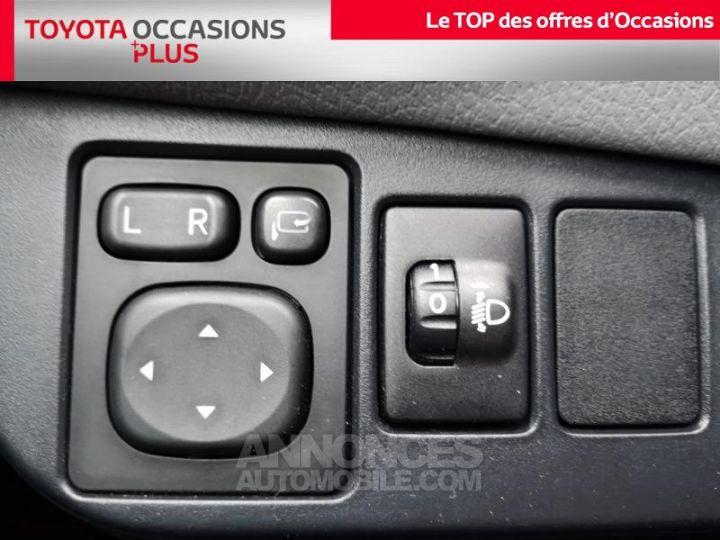 Toyota YARIS 100 VVT-i TechnoLine 5p ROUGE STROMBOLI Occasion - 17