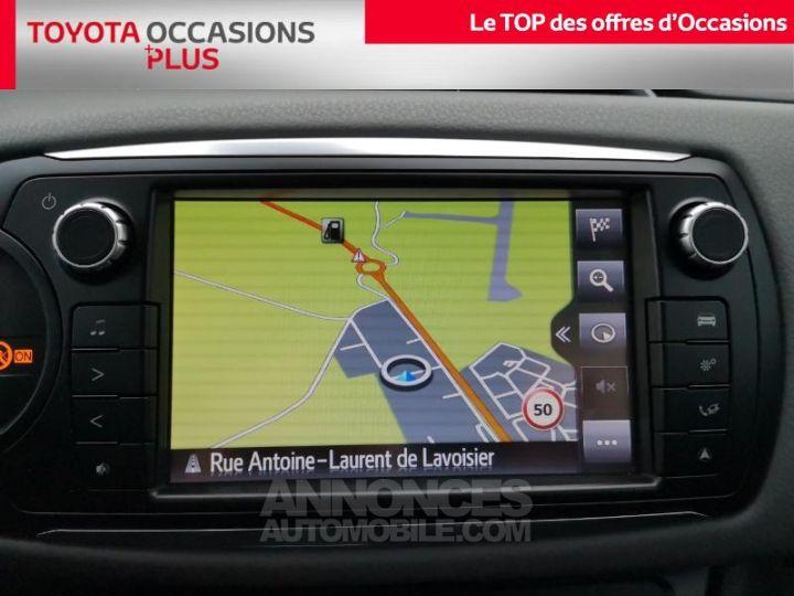 Toyota YARIS 100 VVT-i TechnoLine 5p ROUGE STROMBOLI Occasion - 18