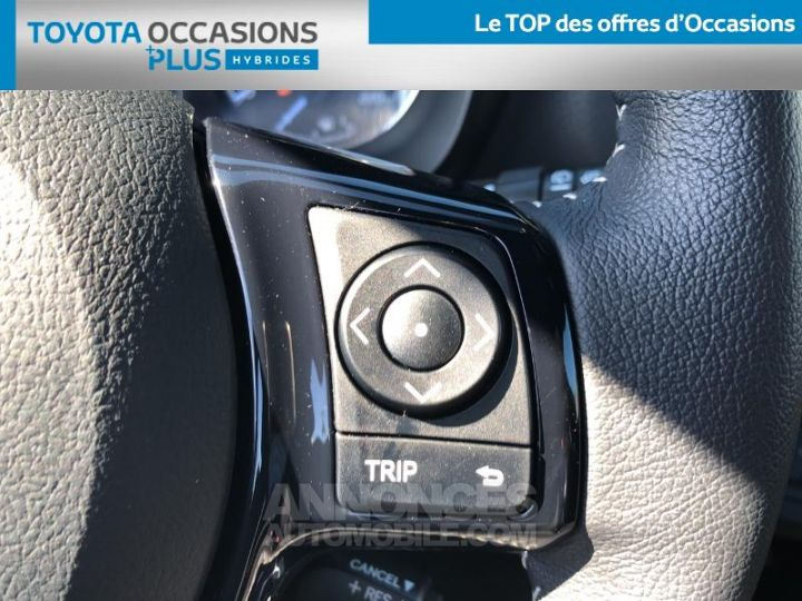 Toyota YARIS 100h Collection 5p BLANC Occasion - 10