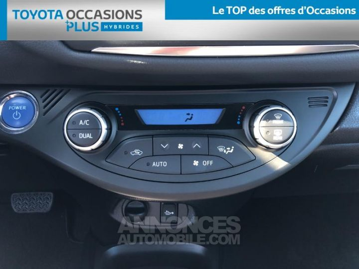 Toyota YARIS 100h Collection 5p BLANC Occasion - 11