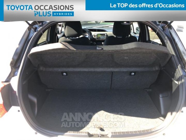 Toyota YARIS 100h Collection 5p BLANC Occasion - 15