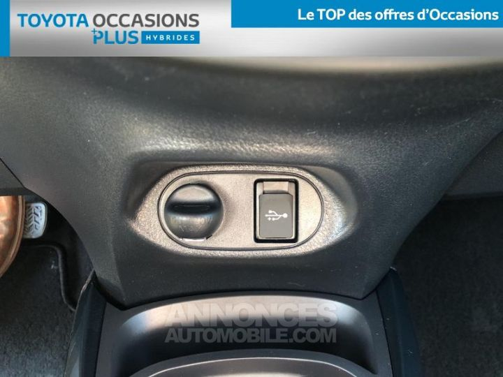 Toyota YARIS 100h Collection 5p BLANC Occasion - 20