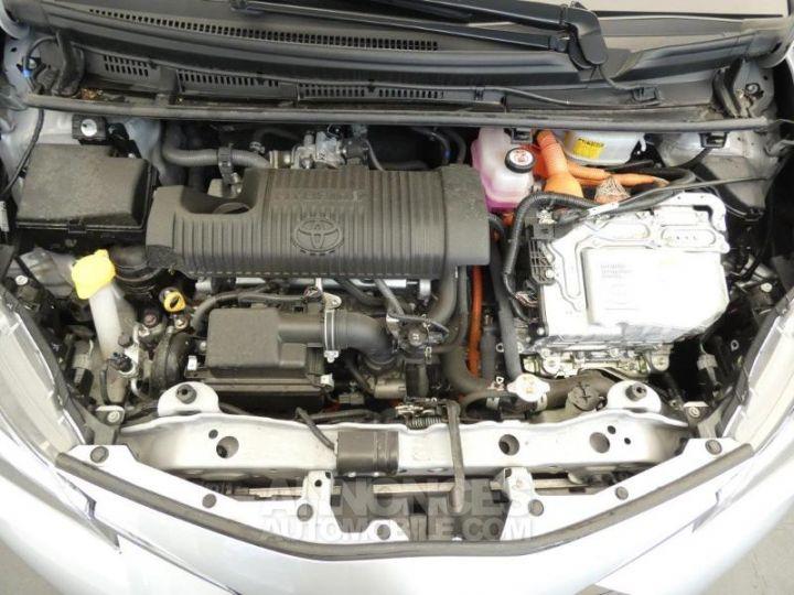 Toyota YARIS 100h Dynamic 5p GRIS ALUMINIUM Occasion - 17