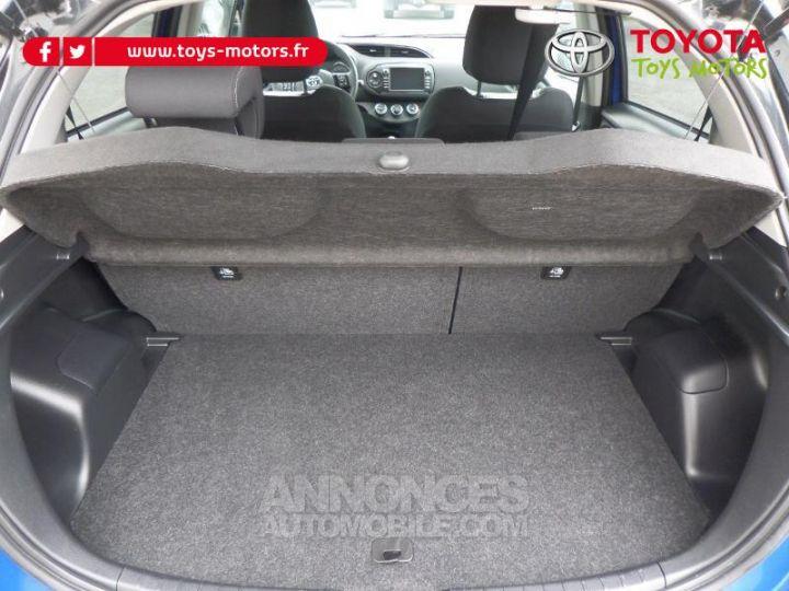 Toyota YARIS 110 VVT-i Design 5p RC18 BI TON BLEU NEBULA   NOIR Occasion - 13