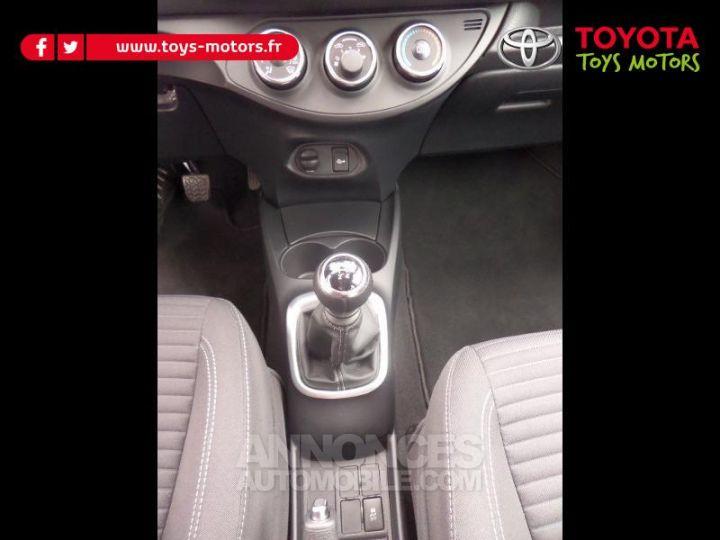 Toyota YARIS 110 VVT-i Design 5p RC18 BI TON BLEU NEBULA   NOIR Occasion - 15
